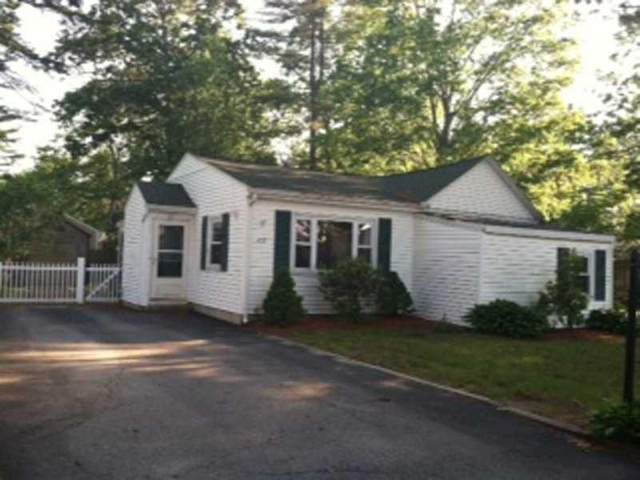 452 Shady Valley Road, Coventry, RI 02816 (MLS #1276761) :: The Seyboth Team