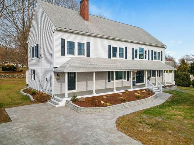 22 Highland Road, North Kingstown, RI 02874 (MLS #1276763) :: Nicholas Taylor Real Estate Group