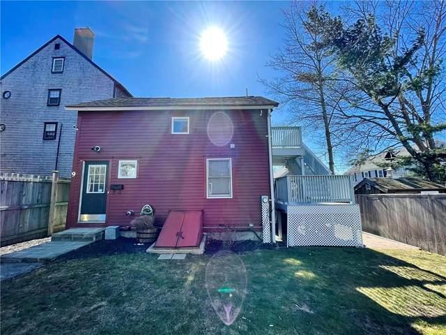 9 Bacheller Street #2, Newport, RI 02840 (MLS #1276766) :: The Martone Group