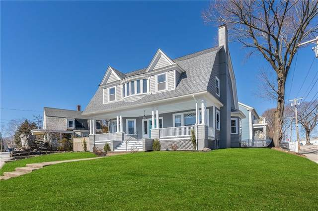 25 Spring Street, East Greenwich, RI 02818 (MLS #1276824) :: Dave T Team @ RE/MAX Central