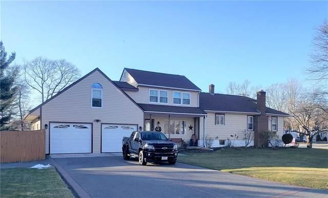480 Church Avenue, Warwick, RI 02889 (MLS #1276867) :: The Martone Group