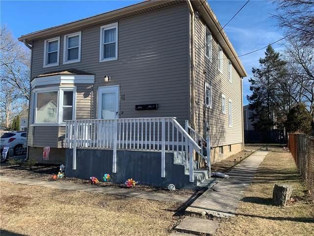 114 Jefferson Street, Warwick, RI 02888 (MLS #1276869) :: The Martone Group