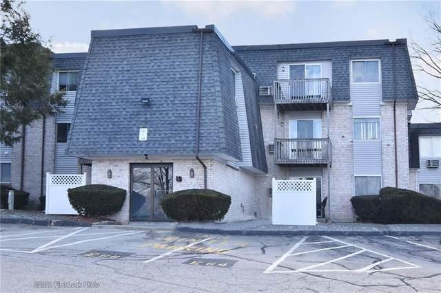 1560 Douglas Avenue E66, North Providence, RI 02904 (MLS #1276971) :: The Martone Group