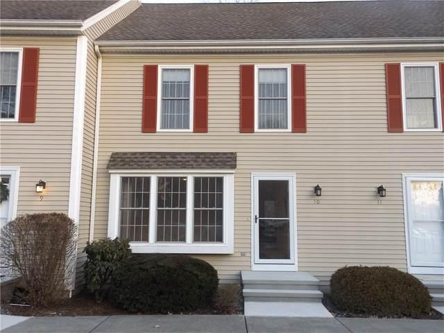 15 Birch Street #10, Attleboro, MA 02703 (MLS #1277374) :: Century21 Platinum