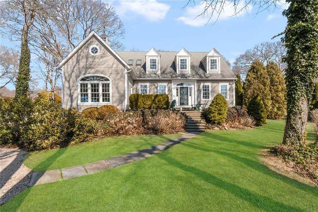 88 Donizetti Road, Westerly, RI 02891 (MLS #1277439) :: Spectrum Real Estate Consultants