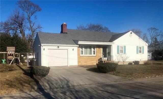 36 Hans Street, Cranston, RI 02910 (MLS #1277459) :: Spectrum Real Estate Consultants