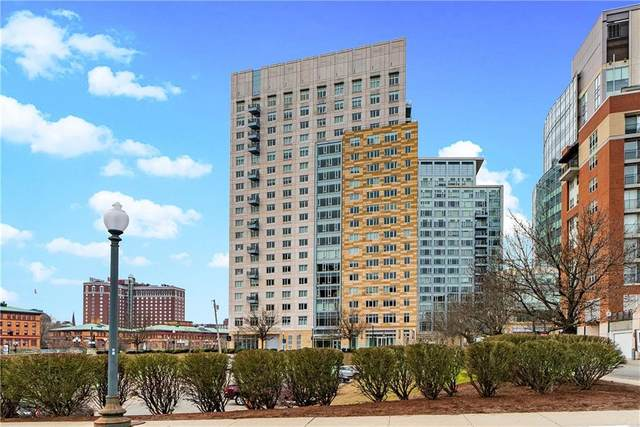 100 Exchange Street #1107, Providence, RI 02903 (MLS #1277471) :: Westcott Properties