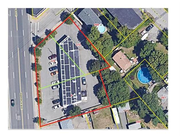 778 Warwick Avenue #2, Warwick, RI 02888 (MLS #1277613) :: Welchman Real Estate Group
