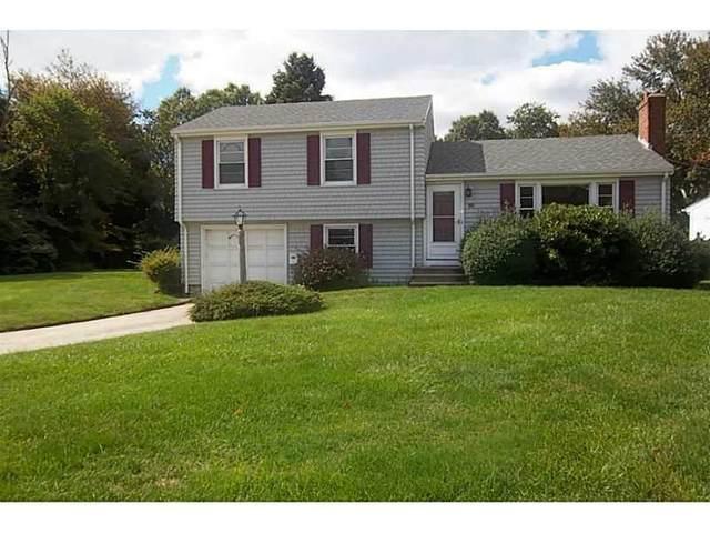 90 Longfellow Drive, Warwick, RI 02818 (MLS #1277624) :: Edge Realty RI