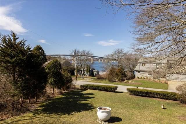 174 Seaside Drive, Jamestown, RI 02835 (MLS #1277627) :: Edge Realty RI