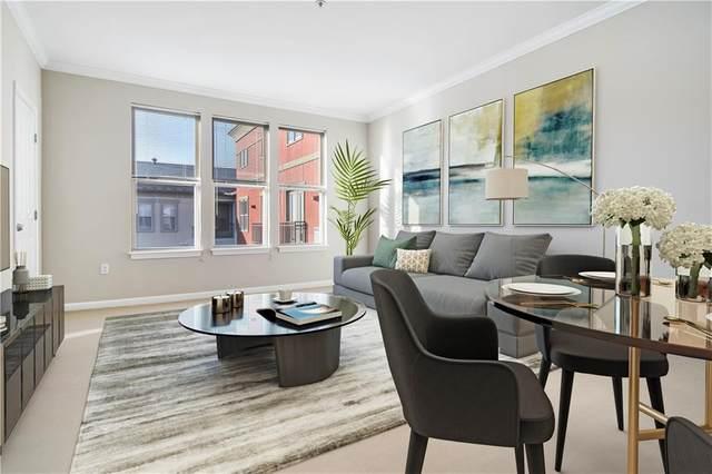 1000 Providence Place #111, Providence, RI 02903 (MLS #1277655) :: Westcott Properties