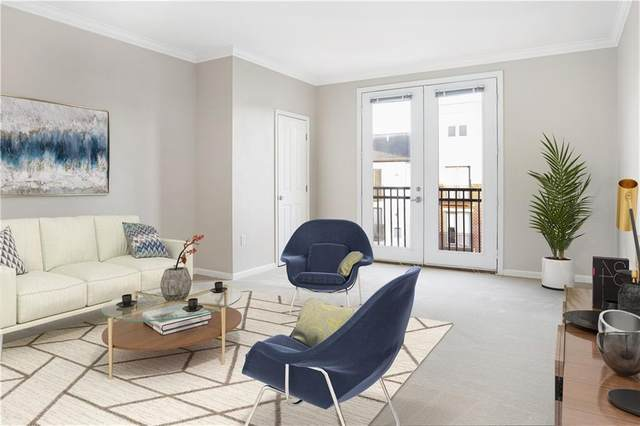 1000 Providence Place #268, Providence, RI 02903 (MLS #1277662) :: Spectrum Real Estate Consultants