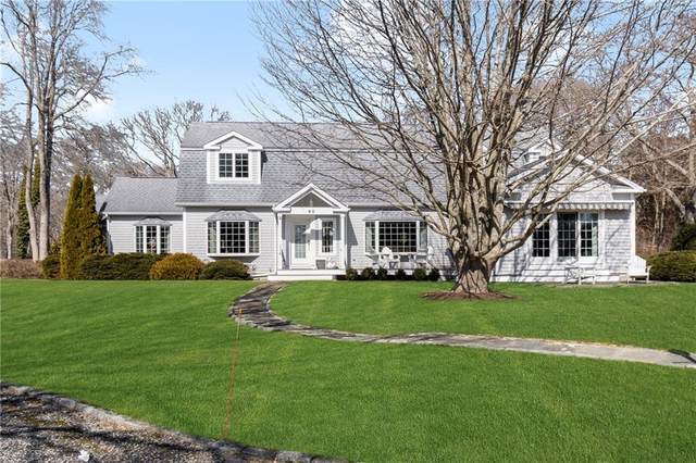 90 Donizetti Road, Westerly, RI 02891 (MLS #1277700) :: Westcott Properties
