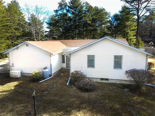291 William Reynolds Road, Exeter, RI 02822 (MLS #1277786) :: Dave T Team @ RE/MAX Central