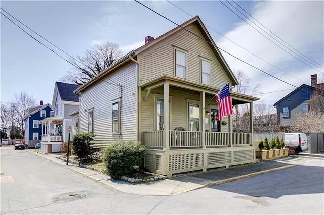 4 Willow Street, Newport, RI 02840 (MLS #1277815) :: Spectrum Real Estate Consultants