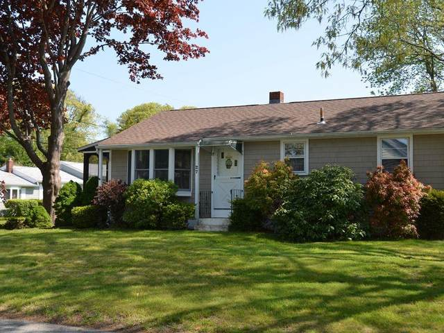 27 Harbour Island Road, Narragansett, RI 02882 (MLS #1277884) :: Alex Parmenidez Group
