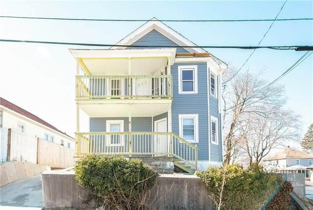 168 Devonshire Street, Providence, RI 02908 (MLS #1277907) :: Alex Parmenidez Group