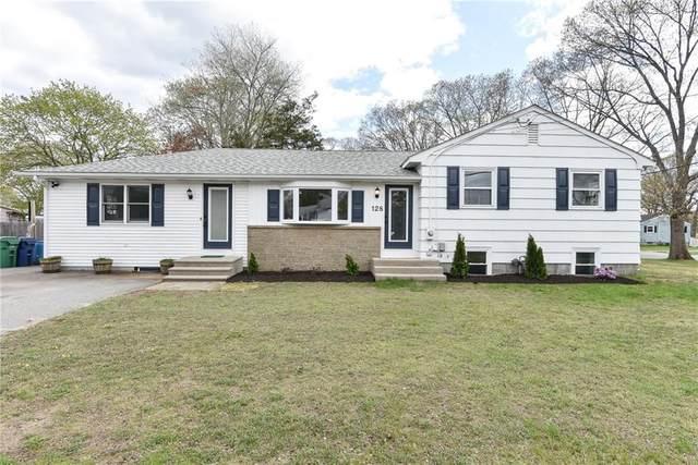 128 Carnation Drive, Warwick, RI 02886 (MLS #1278136) :: Westcott Properties