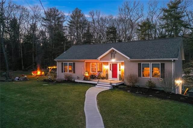 179 Kenyon Hill Trail, Richmond, RI 02898 (MLS #1278141) :: Edge Realty RI