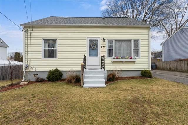 225 Villa Avenue, North Providence, RI 02904 (MLS #1278167) :: The Martone Group
