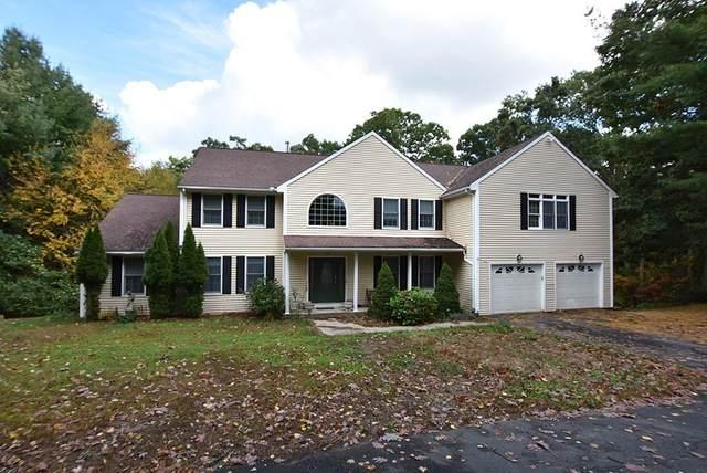 12 Stoney Drive, North Smithfield, RI 02896 (MLS #1278235) :: Spectrum Real Estate Consultants