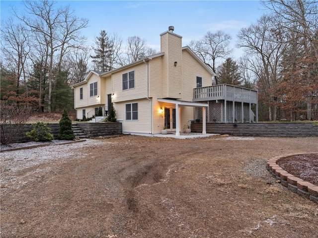 390 Rocky Hill Road, North Smithfield, RI 02896 (MLS #1278236) :: Spectrum Real Estate Consultants