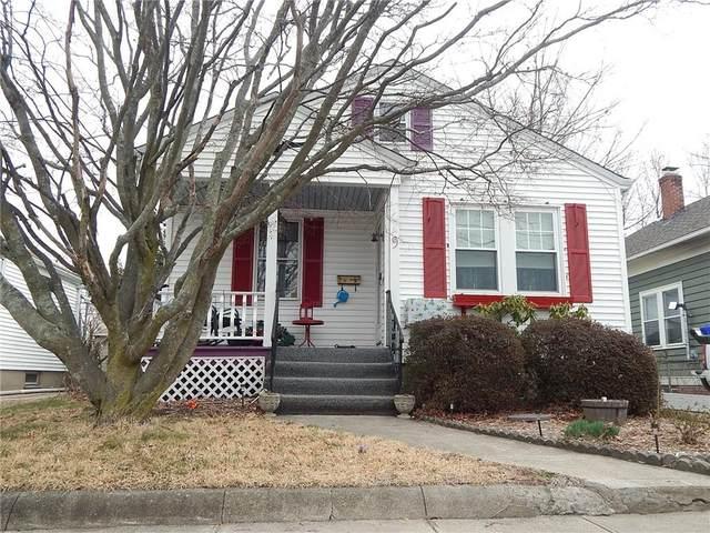 9 Aldine Street, Providence, RI 02909 (MLS #1278377) :: Westcott Properties