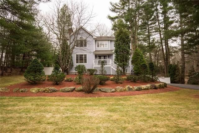 2 Cedar Forest Road, North Smithfield, RI 02896 (MLS #1278392) :: Welchman Real Estate Group