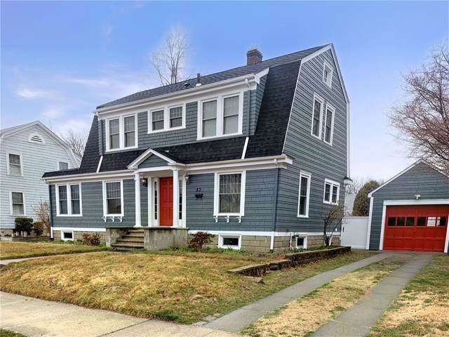 83 Tallman Avenue, Cranston, RI 02910 (MLS #1278428) :: Spectrum Real Estate Consultants
