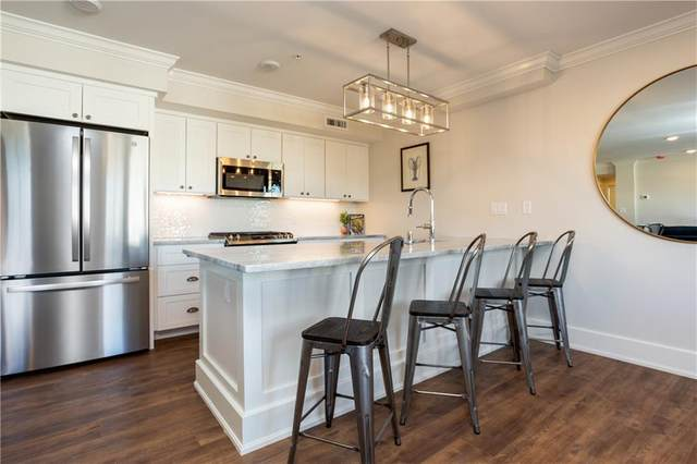 20 East Bowery Street 3A, Newport, RI 02840 (MLS #1278441) :: Spectrum Real Estate Consultants