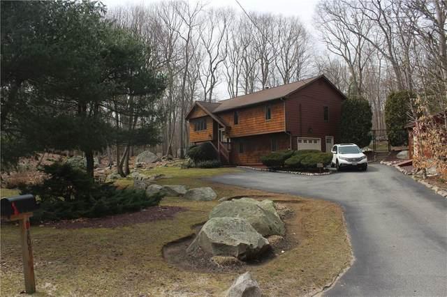 209 Trout Brook Lane, Scituate, RI 02831 (MLS #1278449) :: Spectrum Real Estate Consultants