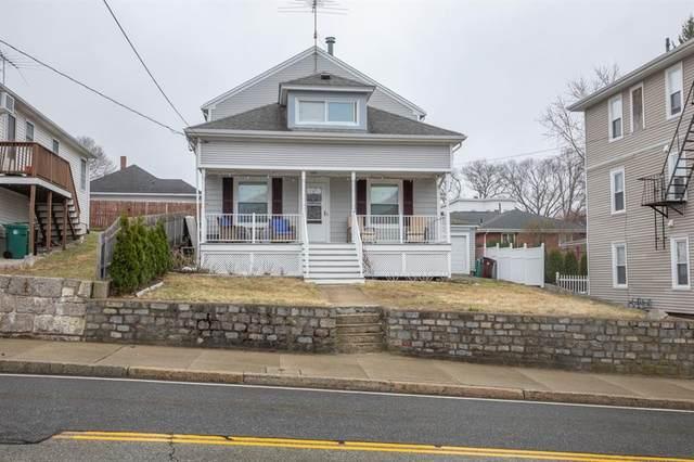 71 Aylsworth Avenue, Woonsocket, RI 02895 (MLS #1278710) :: Spectrum Real Estate Consultants