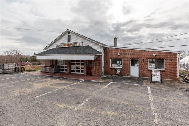 255 W Greenville Road, Scituate, RI 02857 (MLS #1278828) :: The Martone Group