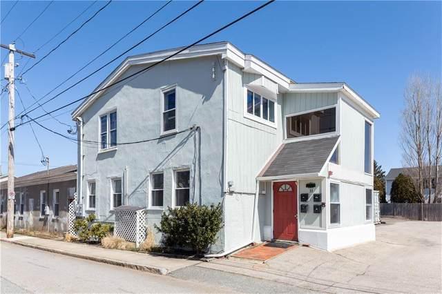 33 Halsey Street, Newport, RI 02840 (MLS #1278840) :: Edge Realty RI