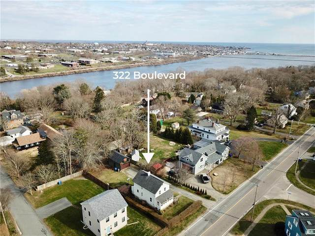322 Boulevard, Middletown, RI 02842 (MLS #1278870) :: Welchman Real Estate Group