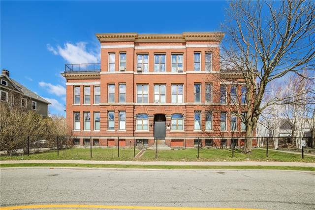 101 Regent Avenue #10, Providence, RI 02908 (MLS #1278878) :: Alex Parmenidez Group