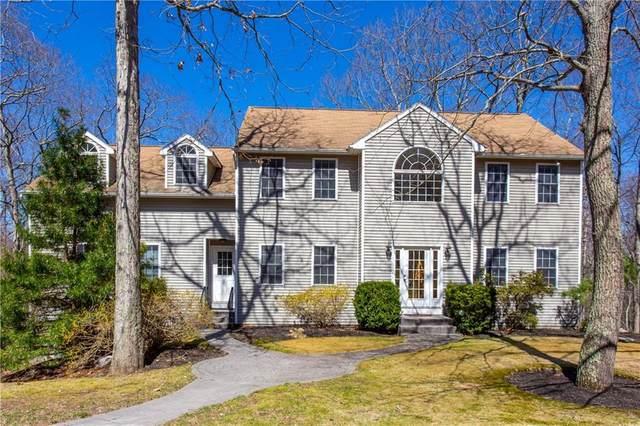 210 Shady Hill Drive, East Greenwich, RI 02818 (MLS #1278903) :: Welchman Real Estate Group