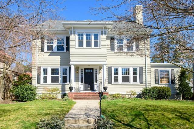 21 Rose Court, East Side of Providence, RI 02906 (MLS #1278954) :: Spectrum Real Estate Consultants