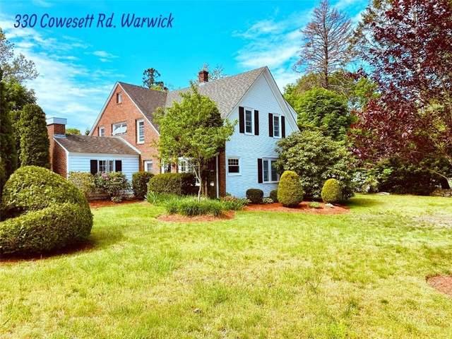 330 Cowesett Road, Warwick, RI 02886 (MLS #1279109) :: Chart House Realtors