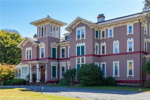 97 Narragansett Avenue M7, Newport, RI 02840 (MLS #1279120) :: Edge Realty RI