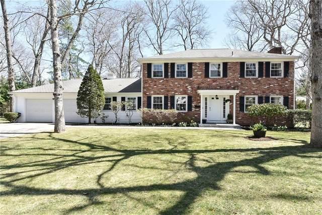 422 Red Chimney Drive, Warwick, RI 02886 (MLS #1279128) :: Westcott Properties
