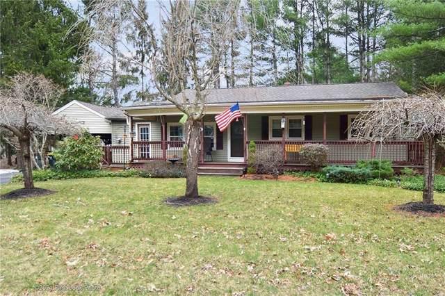 114 Steere Farm Road, Burrillville, RI 02830 (MLS #1279154) :: Westcott Properties
