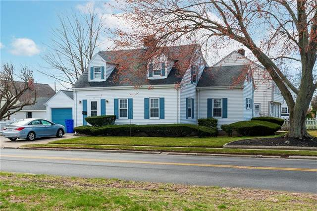 171 Monticello Road, Pawtucket, RI 02861 (MLS #1279163) :: Spectrum Real Estate Consultants