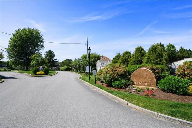 112 Turnessa Drive B, North Providence, RI 02911 (MLS #1279173) :: Westcott Properties