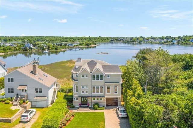 31 Goose Island Road, Narragansett, RI 02882 (MLS #1279183) :: Spectrum Real Estate Consultants