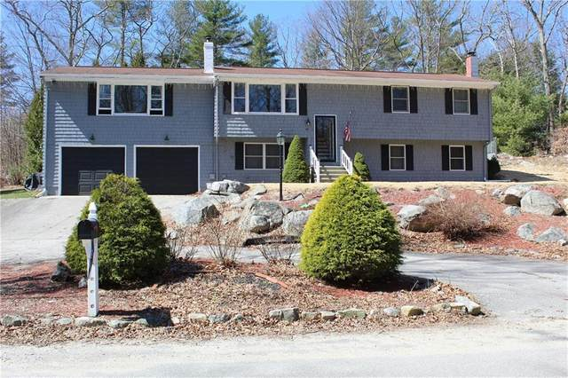 84 George Allen Road, Glocester, RI 02814 (MLS #1279220) :: Edge Realty RI