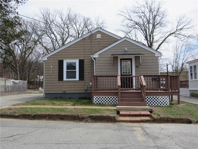 68 Carriere Avenue, Woonsocket, RI 02895 (MLS #1279227) :: Spectrum Real Estate Consultants