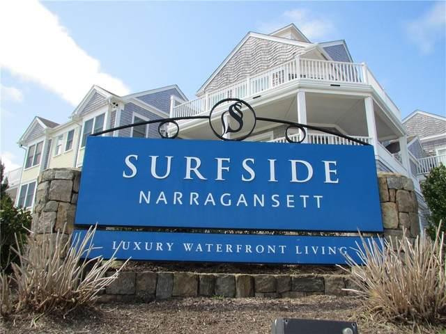 20 Narragansett Avenue #309, Narragansett, RI 02882 (MLS #1279240) :: Dave T Team @ RE/MAX Central