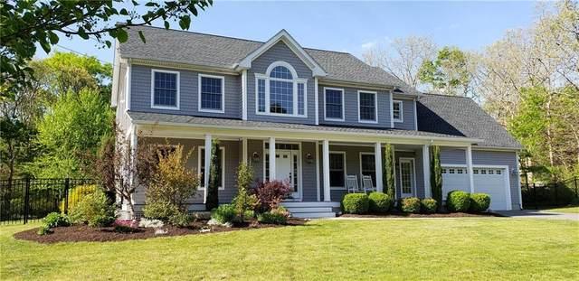 5 Oak Hollow Lane, Charlestown, RI 02813 (MLS #1279242) :: Onshore Realtors