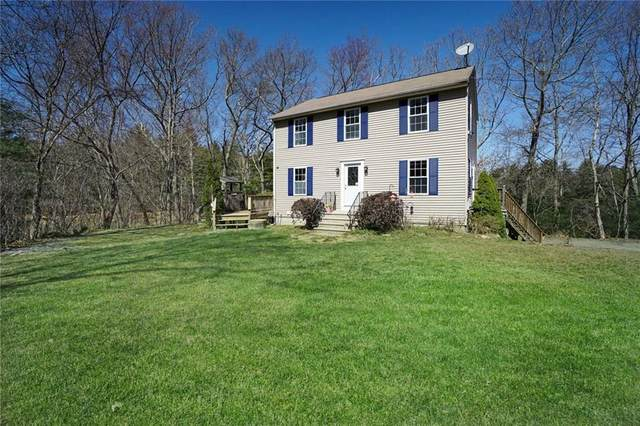 41 Hope Furnace Road, Scituate, RI 02831 (MLS #1279247) :: Spectrum Real Estate Consultants